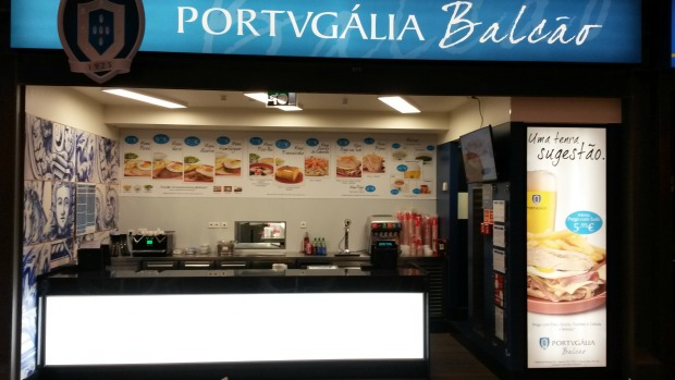 franchising Portugália
