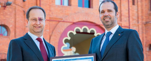 Agência imobiliária Ábaco foi eleita nº 1 da rede Remax na Europa