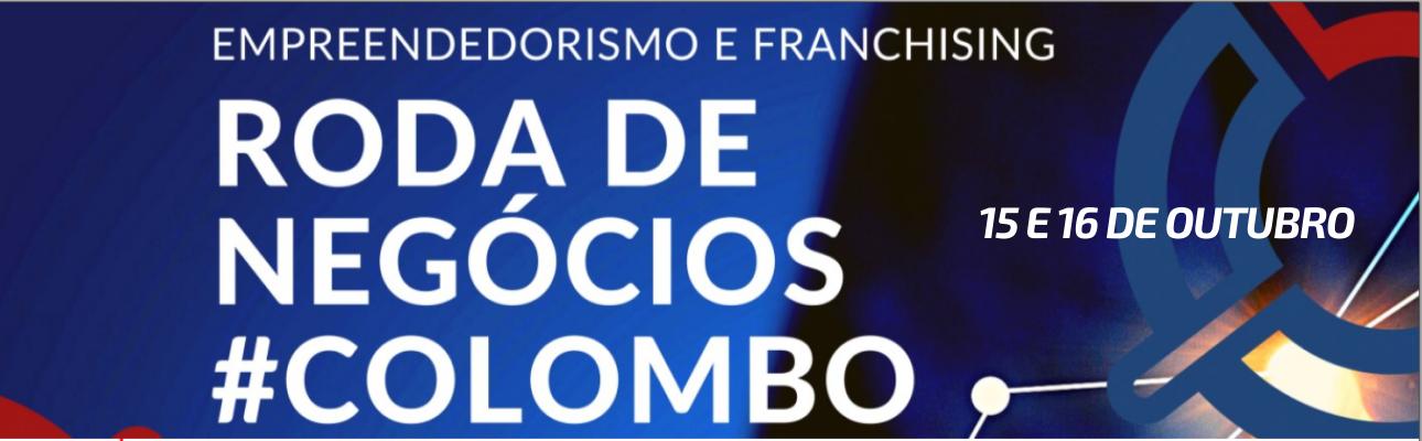 Roda de Negócios chega ao Colombo em Outubro banner info