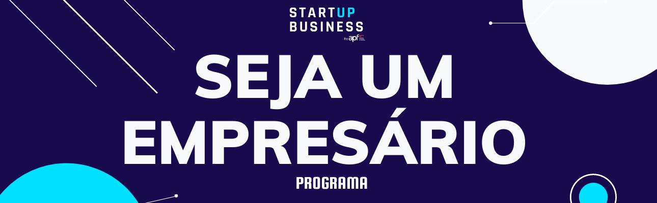 """""""Seja Um Empresário"""" - O programa de formação e mentoria 100% online"""