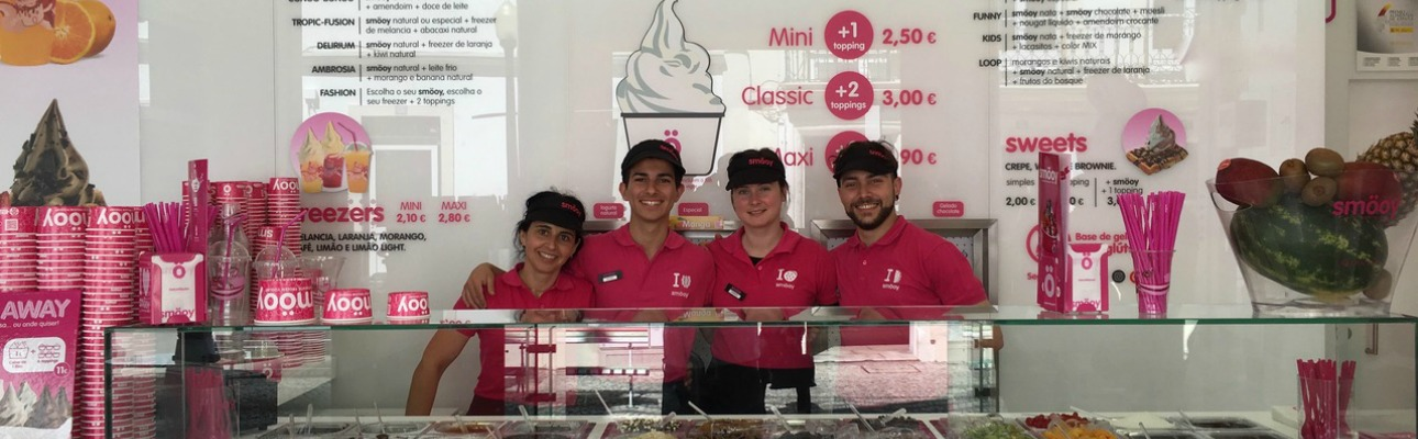 Smooy abre nova gelataria em Aveiro