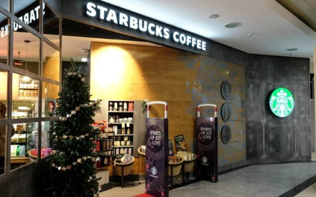 Starbucks chega a Gaia