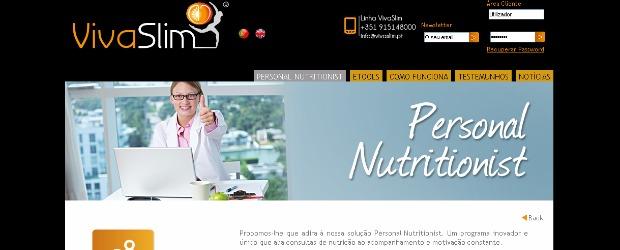 Vivafit cria nutricionista móvel