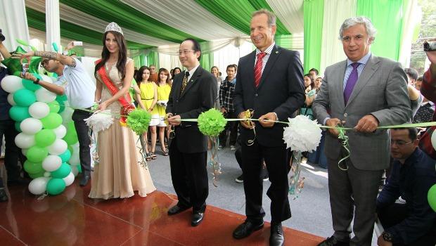 Vivafit abre ginásio na Indonésia