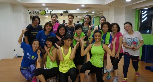Vivafit abre ginásio em Taiwan