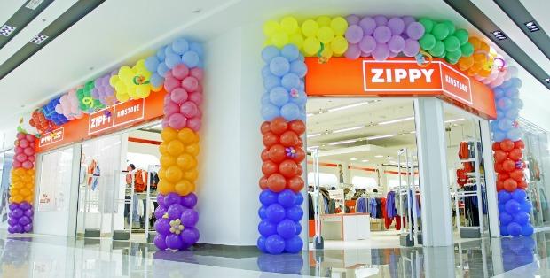 Zippy chega à Arménia