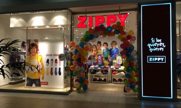 Zippy abre a primeira loja no Equador