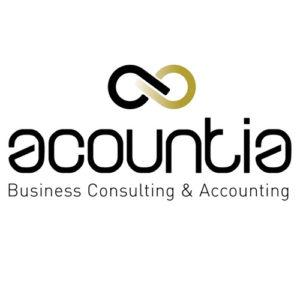 acountia Franchising logotipo