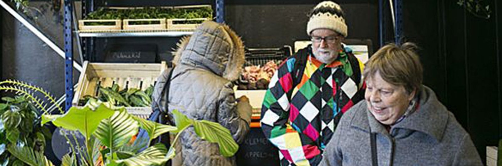 Wefood: Supermercado dinamarquês vende comida fora de validade