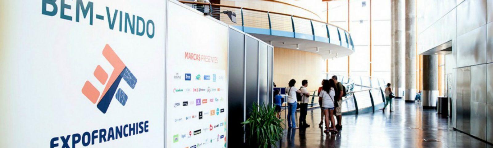 Mais de 15 setores confirmam presença na maior feira de franchising do país