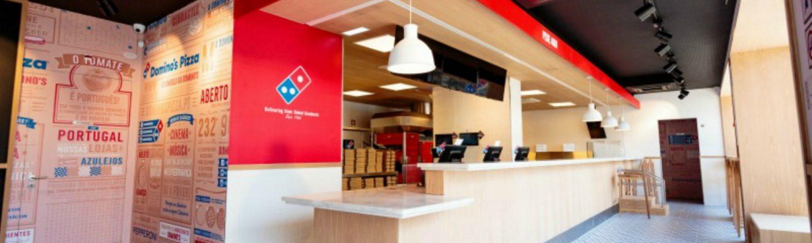 Grupo Cobega traz Domino's Pizza para Portugal