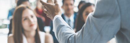 Empresas com programas de formação têm colaboradores mais felizes e são mais rentáveis