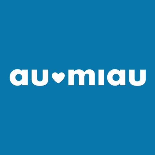 franchising aumiau logotipo