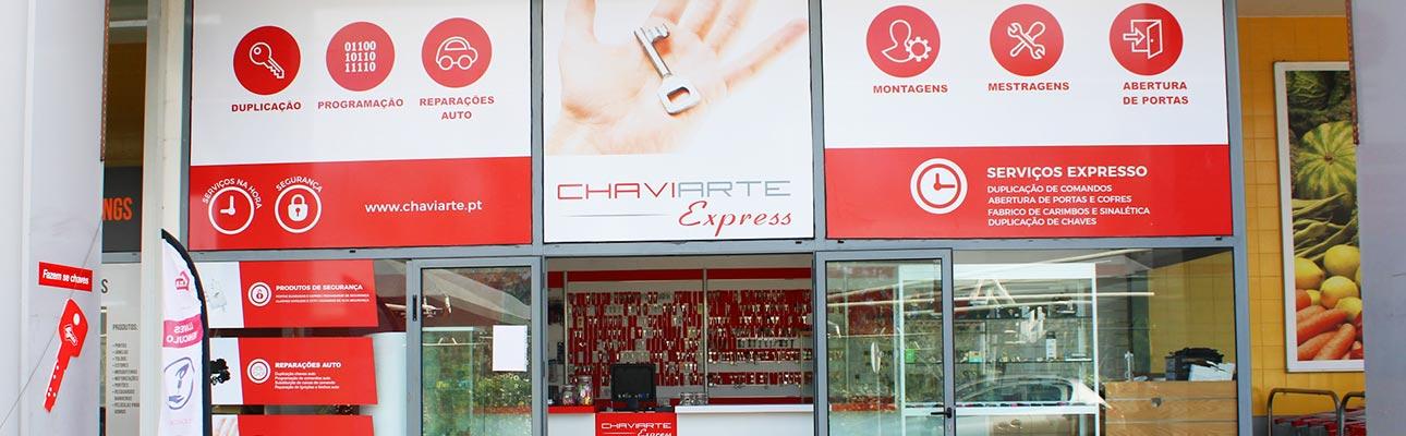 Franchising Chaviarte agora também em Grândola