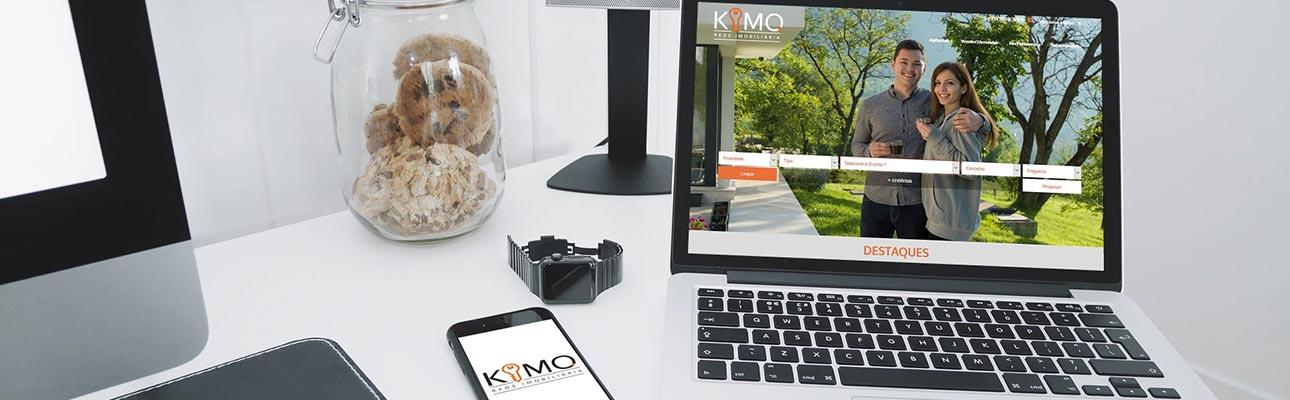 A imobiliária KIMO inicia a expansão em franchising