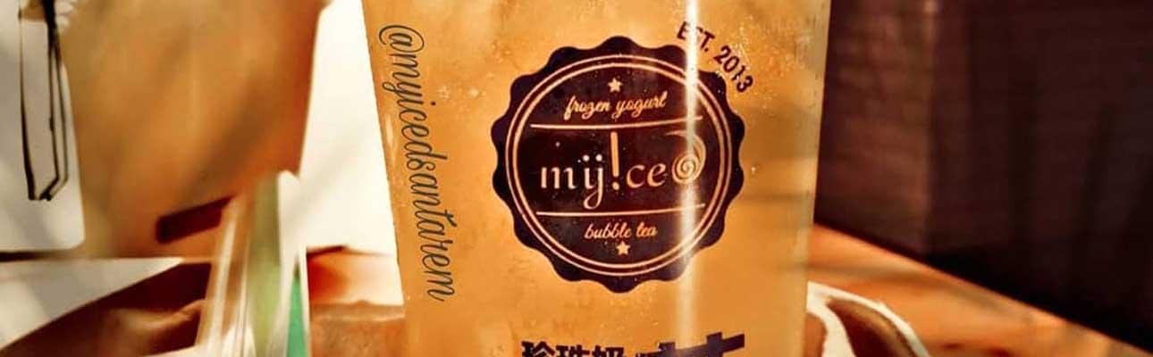 Bubble teas da MyIced