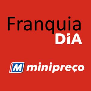 franquia DIA Minipreço logotipo