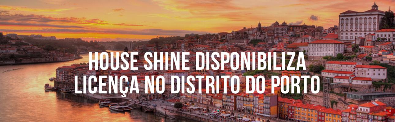 House Shine procura franqueados para o Porto