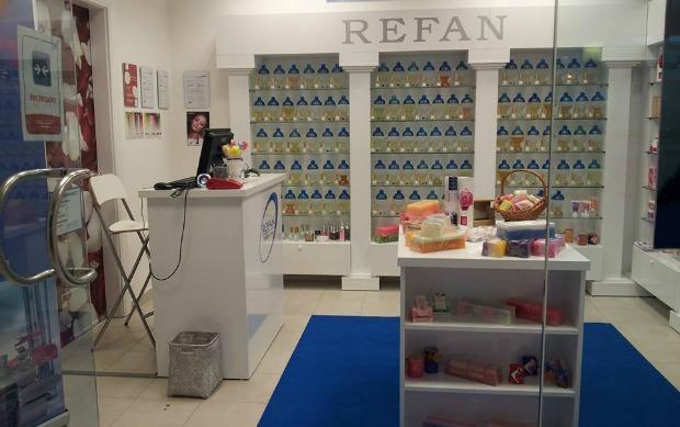 refan quer abrir 100 unidades em Portugal até 2015