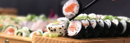 Sushi Rão Guimarães: A nova unidade de sushi